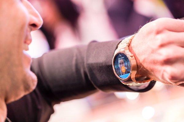 chiamate vocali Huawei Watch