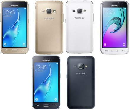 colorazioni Galaxy J1 2016
