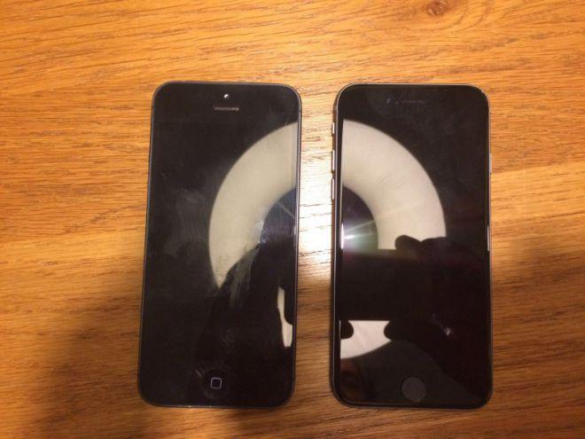 iPhone 4 Pollici