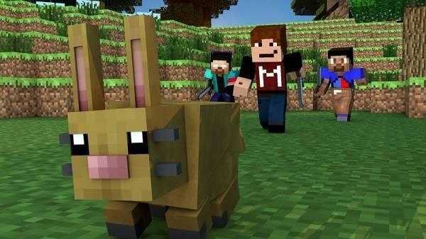 Aggiornamento Minecraft Pocket Edition