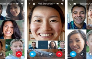 Aggiornamento Skype iOS