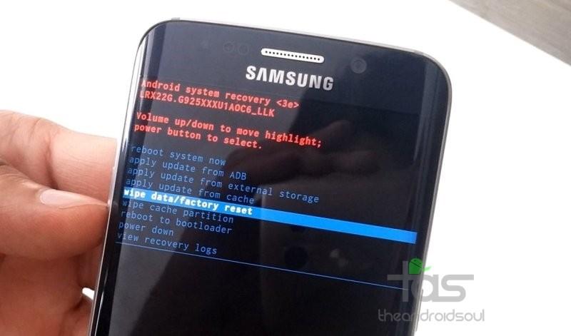 Ripristinare Samsung Galaxy S6