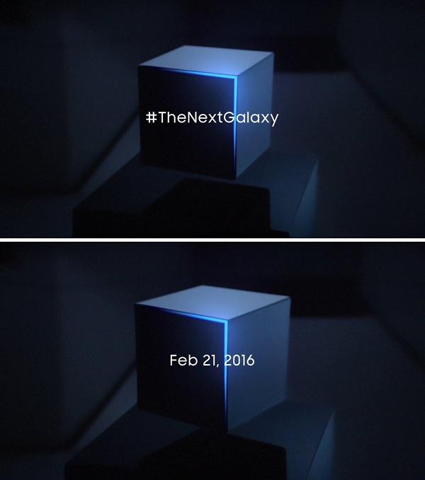 Inviti Galaxy S7
