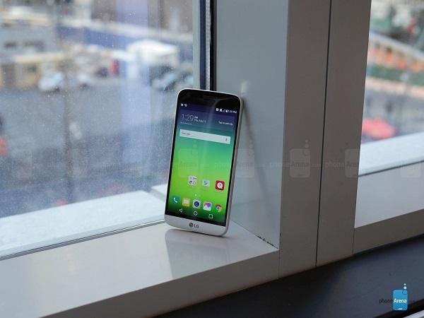 Variante LG G5: Snapdragon 652 e 3GB di RAM in America ...
