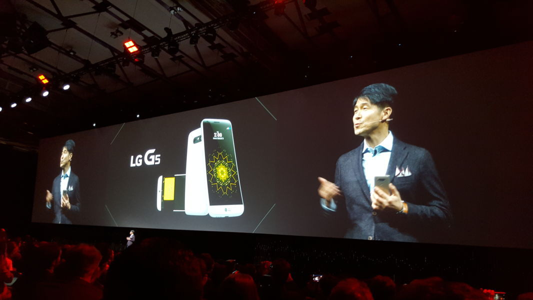LG G5 Day ufficiale MWC 2016 20160221_140735