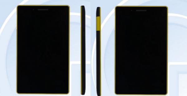 Specifiche Lenovo Tab 3