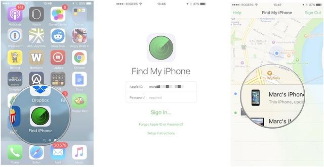Come Usare Trova Mio iPhone