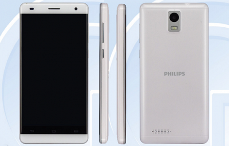 Nuovo smartphone Philips