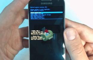 Resettare Samsung Galaxy S4 Mini