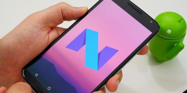 aggiornamento android n