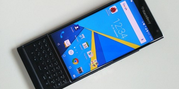 BlackBerry Priv Android 6