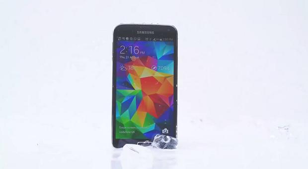 Resistenza Galaxy S5