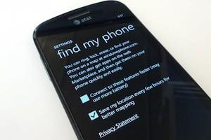 Ritrovare Windows Phone Perso