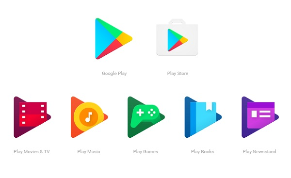 icone google play