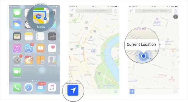 Aggiungere Indirizzi Ricorrenti Maps iPhone