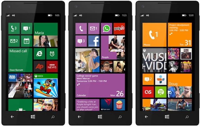 Eliminare App Incomplete Windows Phone