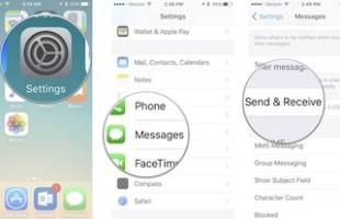 Gestire Condivisione Familiare iPhone