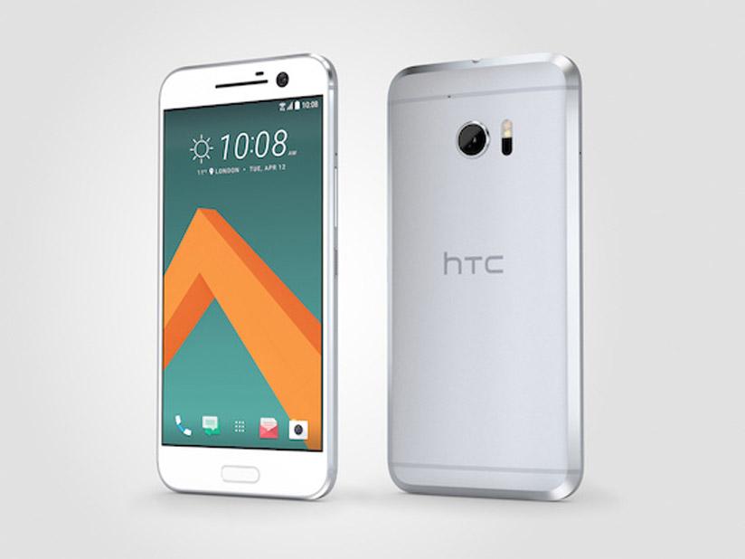 Test Resistenza HTC 10