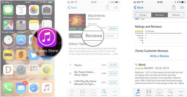 Scoprire Contenuti Preferiti iTunes