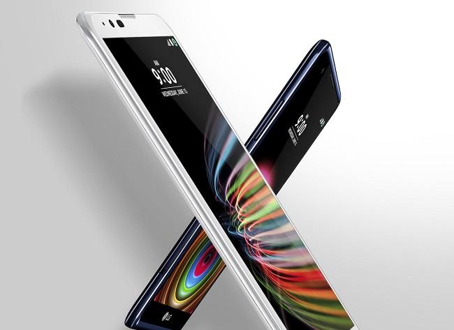 LG X Power e Mach