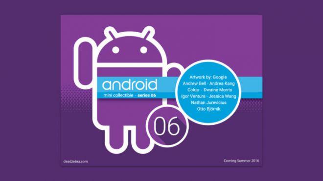 Mini Android da collezione