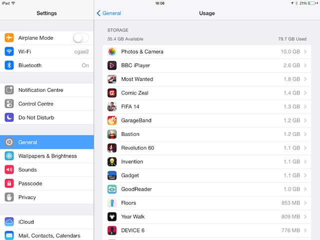 Salvare Progressi Giochi iPhone