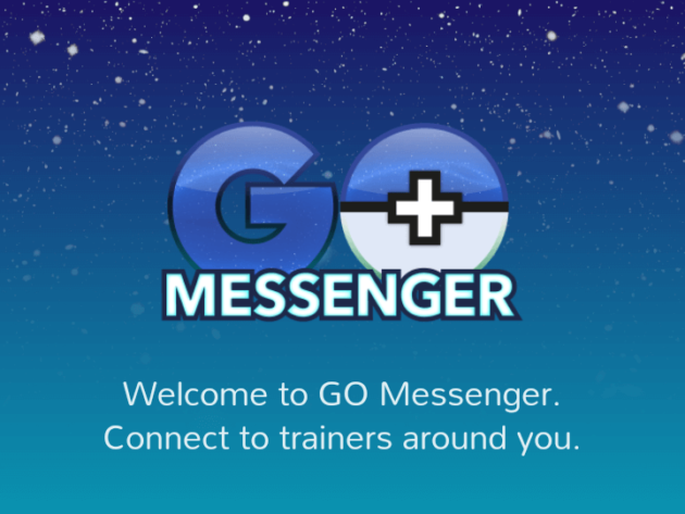 Messenger for Pokémon GO