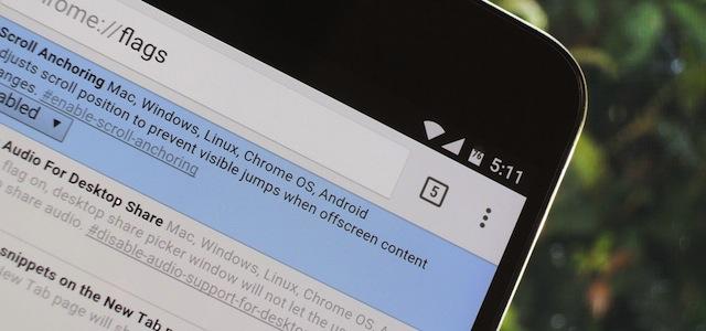 Migliorare Navigazione Chrome Android