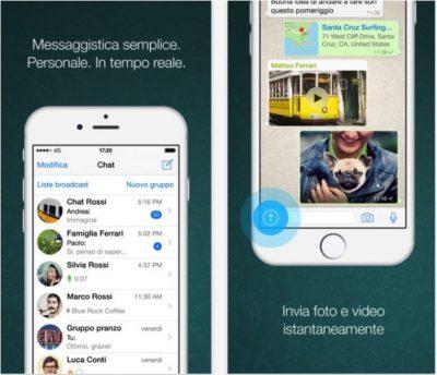 Nuovo aggiornamento Whatsapp