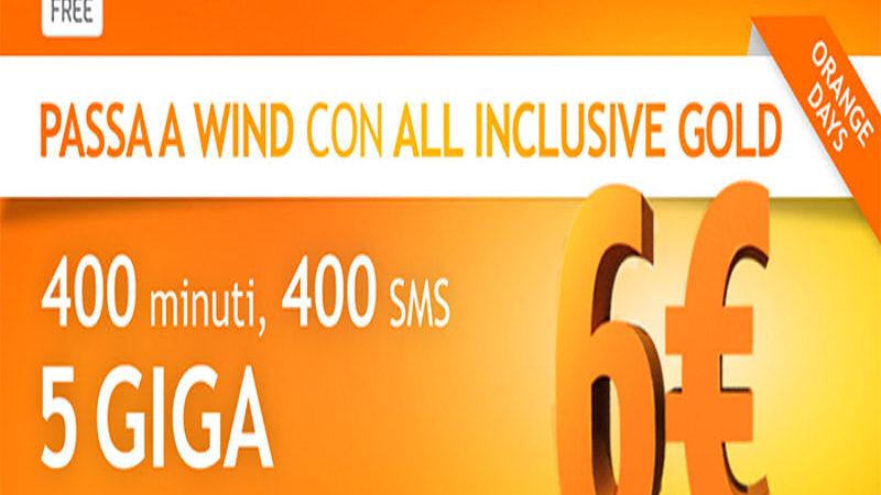 Offerta Wind All Inclusive Gold