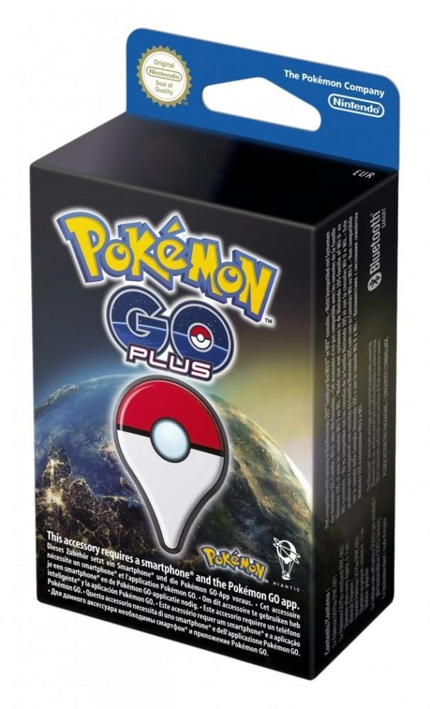 Pokemon Go Plus