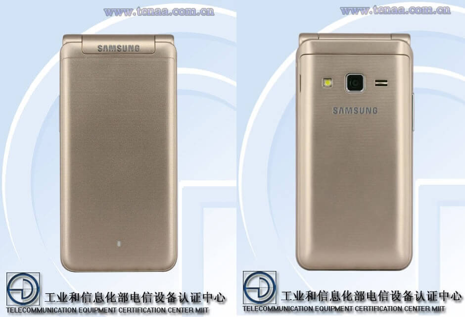 Samsung Galaxy Folder 2