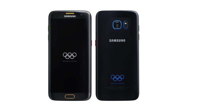 Uscita Samsung Galaxy S7 edge Olympic Edition