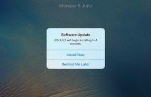 Bloccare Aggiornamenti Automatici iPhone