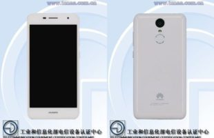 Nuovo smartphone Huawei