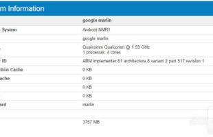 Caratteristiche Google Pixel XL