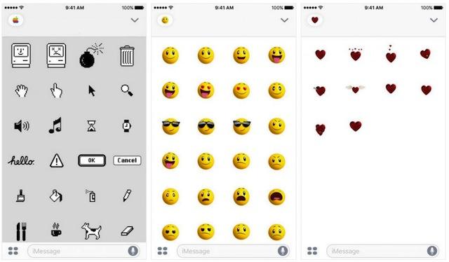 Accedere Negozio Emoticon iOS 10
