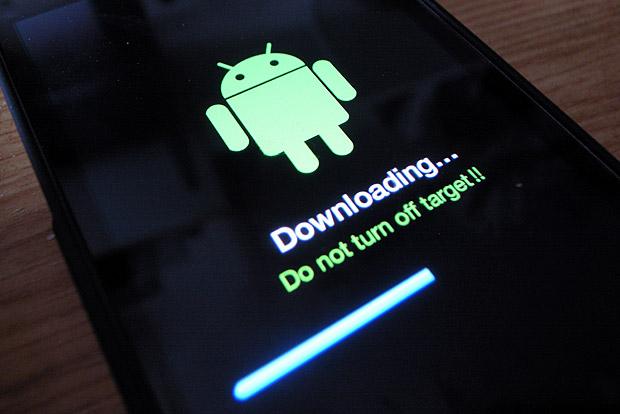 Ricercare Aggiornamenti Android