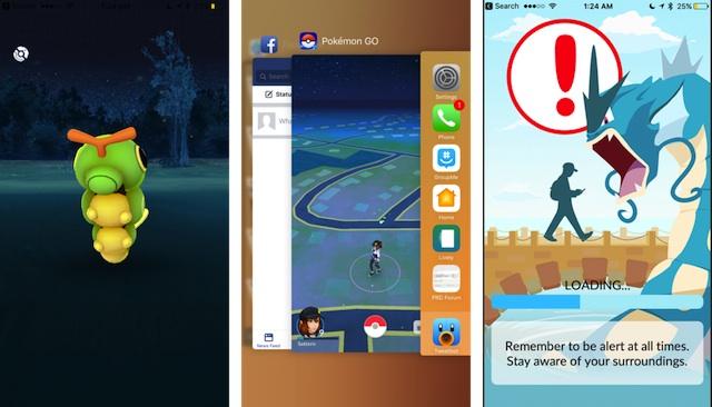 Risolvere Problemi Pokémon Go