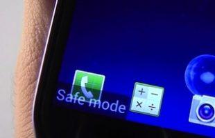 Accedere alla Modalità Sicura Android