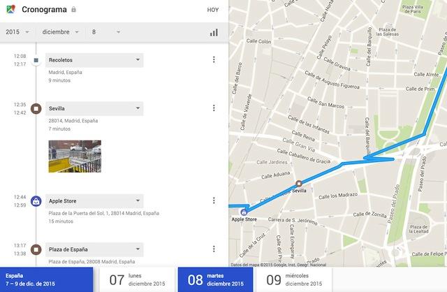 Modifiche Privacy Google Mobile