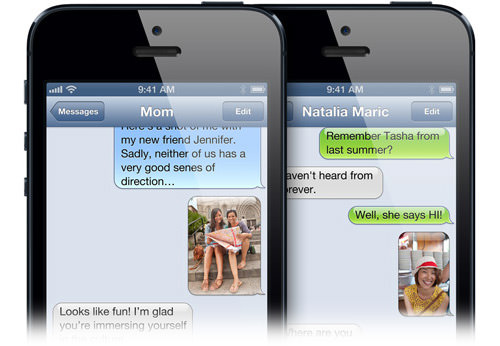 Trucchi Sms iPhone