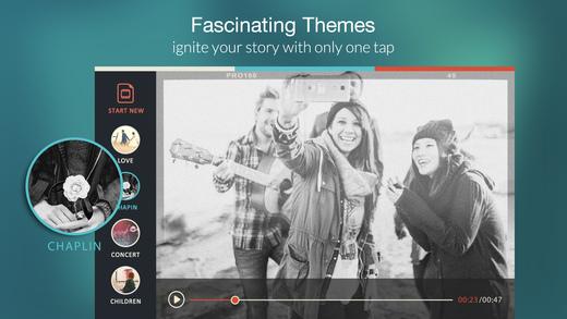 Video Editor gratis per iPhone/iPad