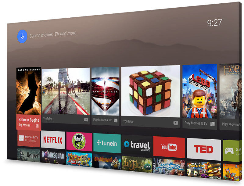 android-tv-official
