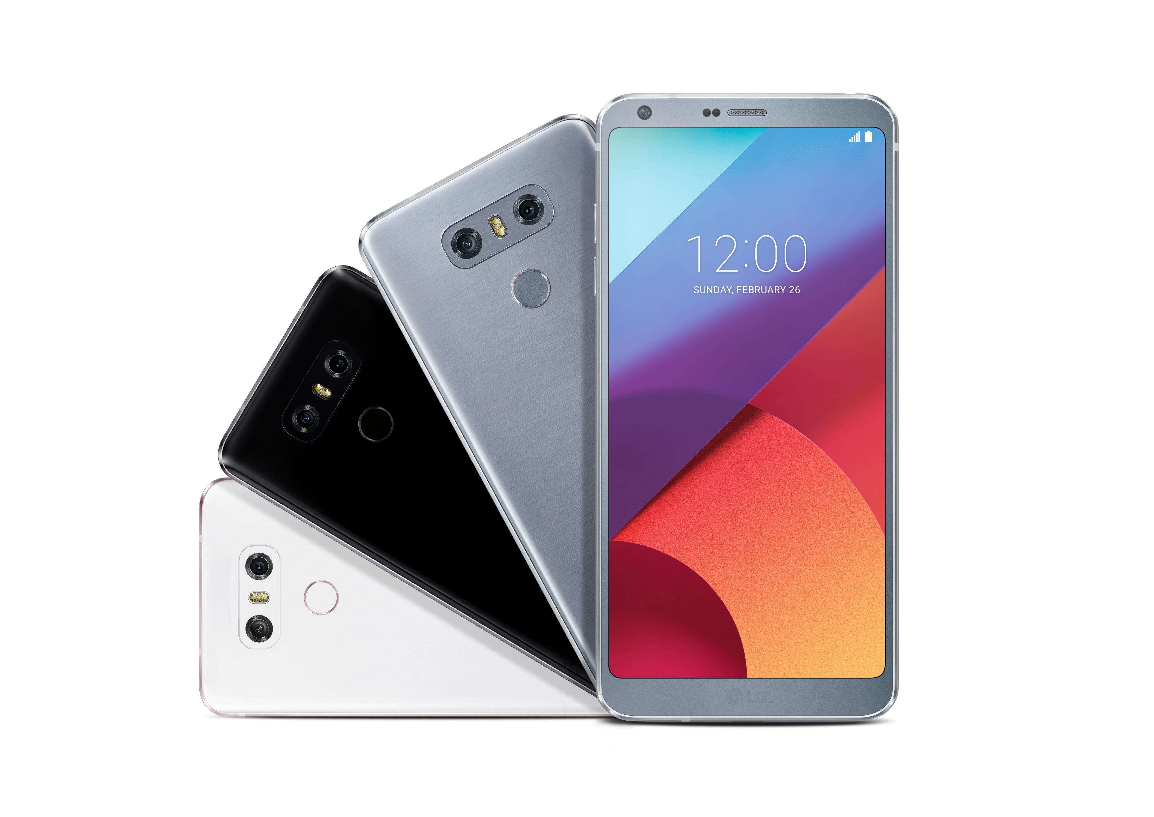 Aggiornamento LG G6 Brand Vodafone