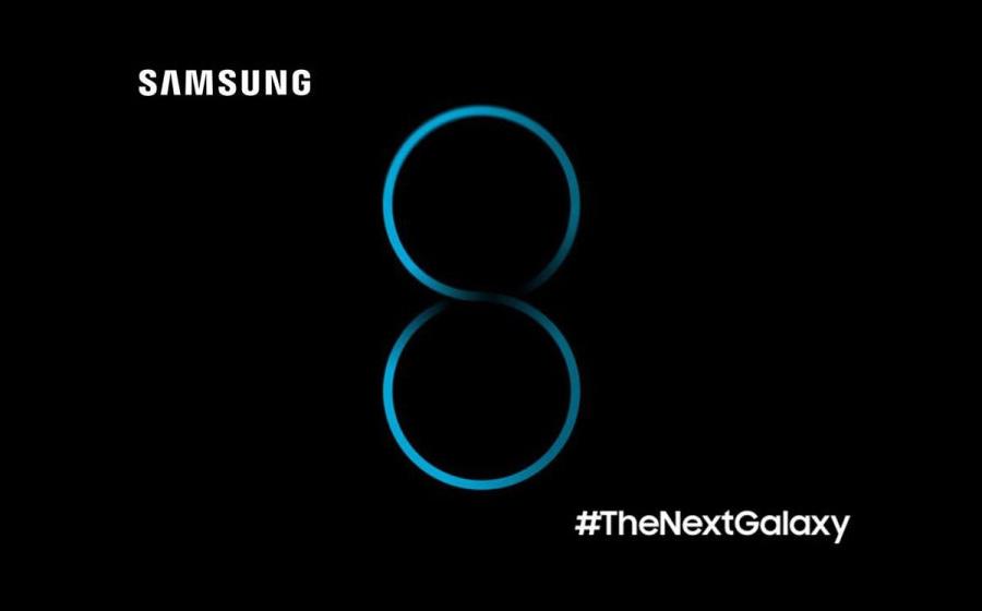 Presentazione Galaxy S8