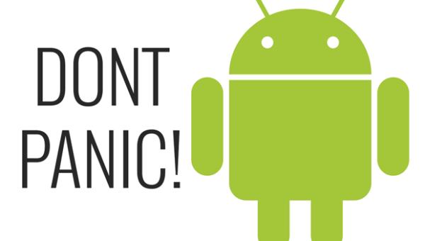 Problema Di Sistema Android