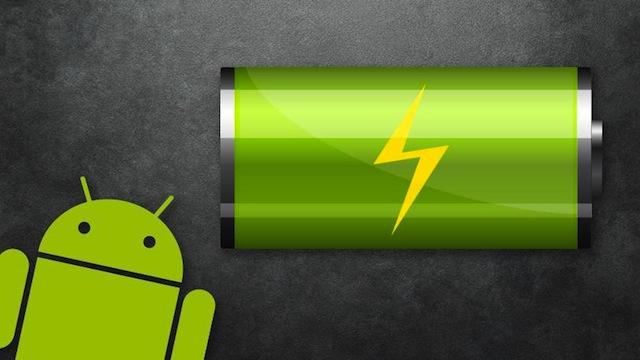 Servizi Google Consumano Batteria