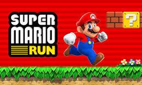 Aggiornamento Super Mario Run