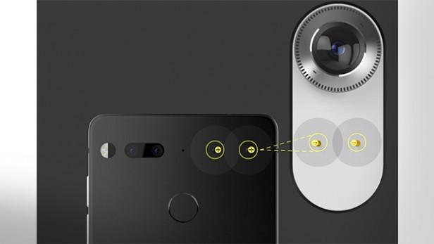Essential Phone, tutte le immagini